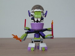 LEGO MIXELS BERP ROKIT MIX or MURP? Instructions Lego 41552 Lego 41527 (Totobricks) Tags: mix lego howto instructions build rokit 2015 berp munchos murp series4 series6 orbitons mixels lego41527 totobricks lego41552