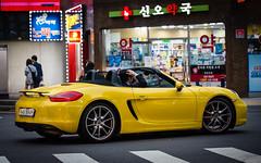 (seua_yai) Tags: car automobile asia korea southkorea korean seoul urban city street wheels korea2015 urbanmobility go koreaseoul2016
