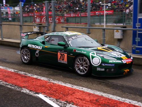 Lotus Evora (Piscopo-Leo Mansell-Greg Mansell-Giudici)