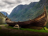 Gudvangen - Norway - Viking boat (nicolaspika) Tags: olympus traveller landscape lovely nature viking vacation holiday landscapephotography norway fjord photosergereview destinationwow gudvangen clouds travelphotography trip boat goneoutdoors travel earthpics mountain sognogfjordane no