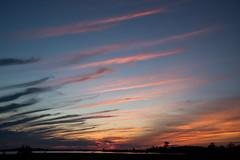 Sunset Over Lake Huron (Joe stockdale) Tags: canada landscape north america sky rock world travel beautiful joe stockdale ontario woodland