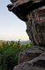 Vigile de la forêt... (Ombre&Lumiere) Tags: châteauduvieuxwindsteinbasrhin vosgesdunord parcnaturelrégionaldesvosgesdunord 67 vestiges ruines rochers patrimoine