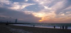 Sunset (KASHIF QAISER) Tags: sunset burjalarab outdoor nikond5200 sky