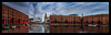 Albert Dock, Liverpool (Kevin, from Manchester) Tags: albertdock architecture building canon1100d canon1855mm clouds cunardbuilding england gradeilistedbuilding hdr historical kevinwalker liverbirds liverbuilding liverpoolsthreegraces merseyside northwest outdoor panorama panoramic pierhead portofliverpoolbuilding rivermersey royalliverbuilding waterfront waterways
