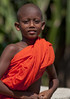 Smiling young monk (David Rosen Photography) Tags: monk srilanka asia boy portrait people culture ethnic travel
