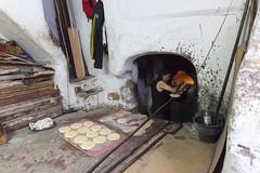 Bread maker (Zlatko Unger) Tags: fez fes morocco fès medina tour el bali feselbali bread stove fire wood