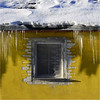 Cool (pixel_unikat) Tags: yellow window facade ice winter cold sunny austria mühlviertel shadow snow