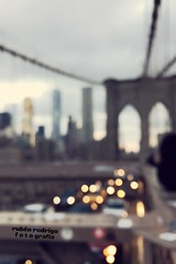 Empire State of Mind (Mister Blur) Tags: brooklyn bridge new york stateofmind nyc manhattan blur lights iphone se iphoneography