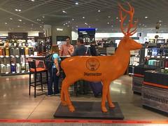 Jagermaister stand, Frankfurt!