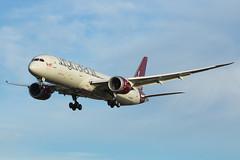 G-VAHH Virgin Atlantic Airways Boeing 787-9 Dreamliner (amisbk196) Tags: unitedkingdom aircraft importedkeywordtags amis flickr heathrow 2016 places uk aviation gvahh virginatlanticairways boeing 7879 dreamliner