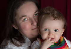 Tracy and Ruby (Wayne Cappleman (Haywain Photography)) Tags: haywainphotography wayne cappleman portrait mother daughter