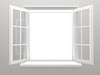 Window (konrad.b) Tags: open window frame indoor opening plastic glass white threedimensional contemporary freedom blank new room inside domestic through nobody view architectural wall section house clean transparent single 3d opened interior