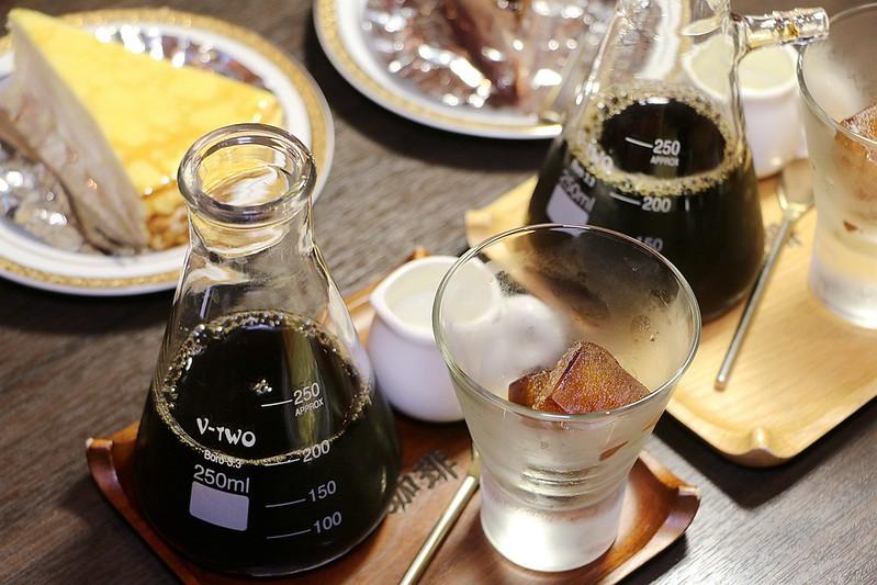 台北中山區中山捷運站SIGRID COFFEE 日式咖啡館082
