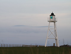 Silloth East Cote Lighthouse (docspotter) Tags: elements lighthouse silloth uk