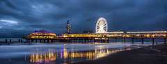Scheveningen today (zilverbat.) Tags: denhaag scheveningen image zilverbat bluehour longexposurenetherlands dutch longexposurebynight longexposure thenetherlands thehague timelife town visit tripadvisor rad sea noordzee clouds cinematic canon wallpaper postcard bookcover nachtfotografie nature nachtopname nacht reflections reflectie reflection pier hotspot monument classic 2017 strand zee world badplaats kustlijn coastline holland netherlands freezing frost