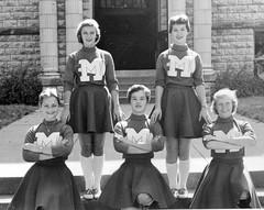 saddle-shoes-2024 (Saddle Shoe Habitat) Tags: saddleshoes saddleoxfords vintage blackandwhite girls teens nostalgia 1940s 1950s 1960s 1970s cheerleaders school kids bw retro bobbysocks bobbysox skirts legs dresses