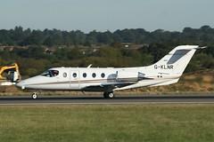G-KLNR (IndiaEcho Photography) Tags: gklnr haker 4000 luton international airport airfield ltn eggw civil aircraft aeroplane aviation england bedfordshire caon eos 1000d