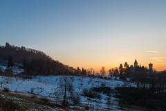 Abendstimmung (Jörgenshaus) Tags: deutschland nrw rheinland königswinter drachenburg winter sonnenuntergang day clear