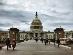 U.S. Capitol Building (Chris Montcalmo) Tags: architechture landmarks washingtondc unitedstatescapitol uscapitol capitolbuilding capitol