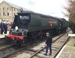 Rawtenstall Lancashire 11th March 2017 (loose_grip_99) Tags: eastlancs railway railroad rail train rawtenstall lancashire march 2017