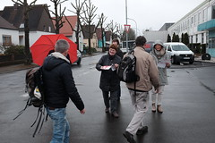 Betriebsverteilung INA Homburg (spdsaar) Tags: betriebsverteilung homburg ina spd spdsaar olliknipst landtagswahl saarland