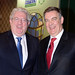 Joe Dolan, IHF President and Bryan Dobson, Conference Chair