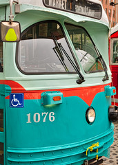 SF 2017-169 (wpitts1964) Tags: sf sanfrancisco streetcar vintage