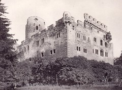 Château de Kintzheim en 1891 (Static Phil) Tags: château kintzheim alsace 1891