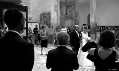 ° Among the guests (° Ivan) Tags: marriage bridge church catholic love dad father bride otranto lecce cathedral salento puglia apulia italy italia east oriental portrait guests