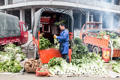 Suoga fresh produce (10b travelling) Tags: 10btravelling 2016 asia asie asien carstentenbrink changjiao china chine chinese genericplaces guizhou iptcbasic liuzhi longga longhorn miao otherkeywords prc peoplesrepublicofchina southwest suoga lettuce market south southernchina tenbrink 中华人民共和国 中国