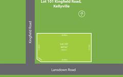 Lot 101 Kingfield Road, Kellyville NSW