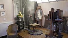 The studio (jojothepojo) Tags: photostudio photograph studio ancienttimes historyoffotography
