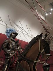 Armour for man and horse, Kelvingrove Art Gallery and Museum (Howard Goes Travel) Tags: armour kelvingroveartgalleryandmuseum glasgow