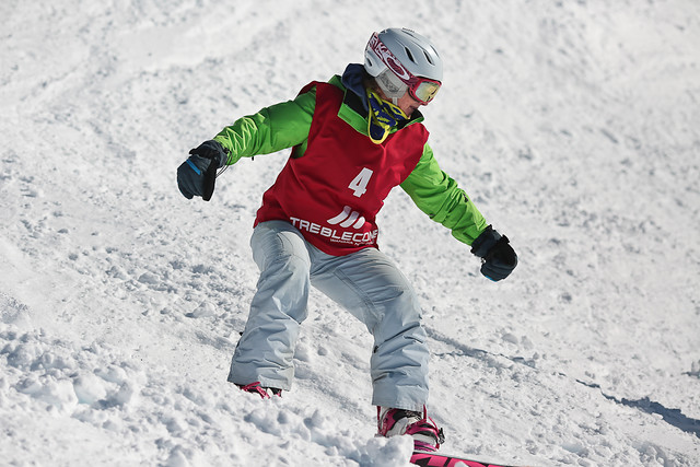 DB Export Banked Slalom 2015 - Treble Cone - Janey Johnston
