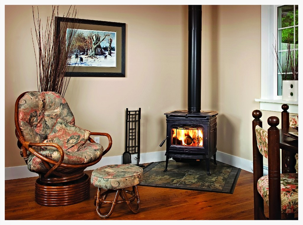 Pacific Energy Alderlea Wood Stove
