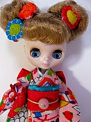 Petit Kimono