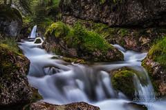 Magischer Ort (b.stanni) Tags: water forest landscape wasser outdoor landschaft wald wandern dolomiten bachlauf