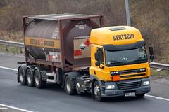 NX62EEH - Bertschi (TT TRUCK PHOTOS) Tags: container tt m5 cf tanker daf strensham