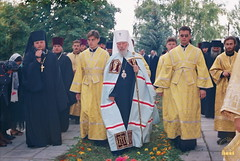 016. Consecration of the Dormition Cathedral. September 8, 2000 / Освящение Успенского собора. 8 сентября 2000 г