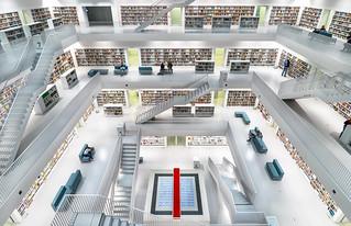 Public Library Stuttgart