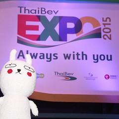 หายไปทั้งวันไปชอปปิ้งที่งาน ThaiBev Expo  2015  ค่ะ กำลังชอปปิ้งเพลินๆ  น้องชินมาขอถ่ายรูป  จะแวะไปดูบูท(ชิมฟรี) นักมวย สุดสาคร ส.กลิ่นมี และ เต็งหนึ่ง ศิษย์เจ๊สายรุ้ง  ก็จะแย่งต่ายอีก  คือคนสวยนี่วุ่นวายมากๆนะคะ  ชอปปิ้งไม่สะดวกเลย  พรุ่งนี่มีอีกวันนึงค่