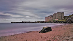 The Cove, Arklow (Colin Kavanagh) Tags: longexposure sunset beach water clouds canon filter nd tamron wicklow arklow nd10 700d