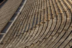 Going down (Thomas Mulchi) Tags: people athens greece pangrati goingdown attica 2015 kallimarmaro panathenaicstadium 500pxgpw15 500pxfujifilmglobalphotowalkday