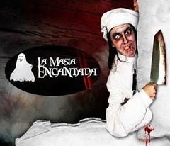 Haunted Restaurant La Masia Encantada (chiragmarawadi) Tags: travel history restaurant hotel spain haunted creepy spooky story about oddity ghostly bizarre cursed khabar ghostshow restra lamasiaencantada