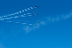 Blue Angels, San Francisco, from Marina Green, 2 (David A. Barnes) Tags: sanfrancisco leica airshow marinadistrict blueangels summiluxm75mm leicam240 fleetweek2015