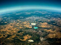 Survol de la Lorraine (Graffyc Foto) Tags: saint port de la foto photographie panasonic nicolas nancy sa region et lorraine 2015 aerienne survol heillecourt tz10 graffyc