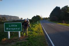 Toots @ Little Wanganui (4seasonbackpacking) Tags: teararoatrail teararoa tatrail ta nobo winter tramping backpacking hiking walking newzealand southisland nz 4seasonbackpacking fourseasonbackpacking toots achara hobo hobos littlewanganui