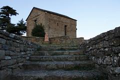 Cappella cimiteriale di S. Sebastiano (BerrutiGiulia) Tags: italy art scale church italia chiesa piemonte pietre piedmont langhe prospettiva bergolo visitpiedmont