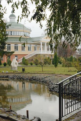 Ostrog academy building