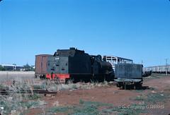 7606K-05 (Geelong & South Western Rail Heritage Society) Tags: australia aus southaustralia peterborough